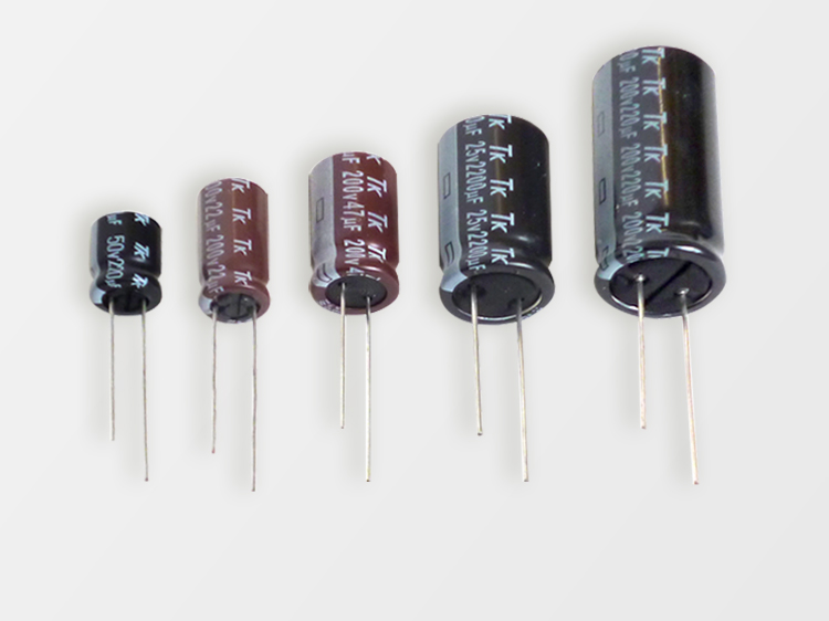 electrolytic capacitor product toshin kogyo co ltd manufacture